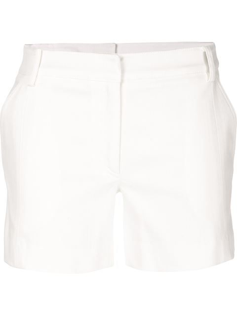DEREK LAM Classic Shorts. #dereklam #cloth #shorts