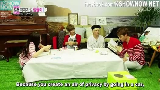 Eng] Taemin & Naeun (WGM) Ep 9 (2/3) | We Got Married