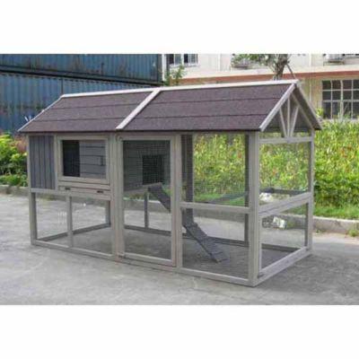 Innovation Pet Deluxe Farm House Chicken Coop Up To 8 Chickens Chicken Coop Chicken Coop Kit Chickens Backyard