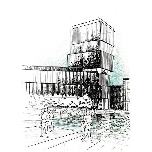 By @rollingcube #sketch_arq