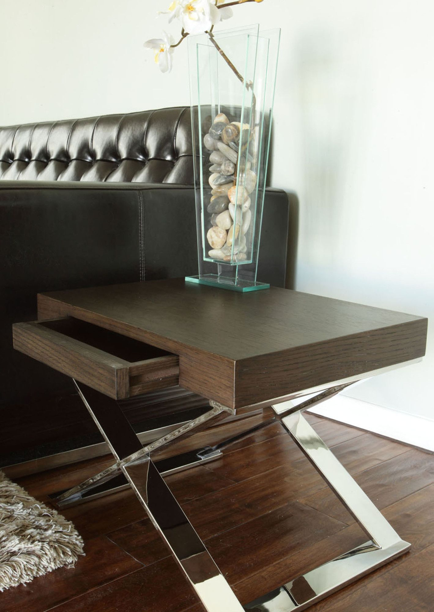 Alexa End Table End Tables With Storage End Tables Wooden