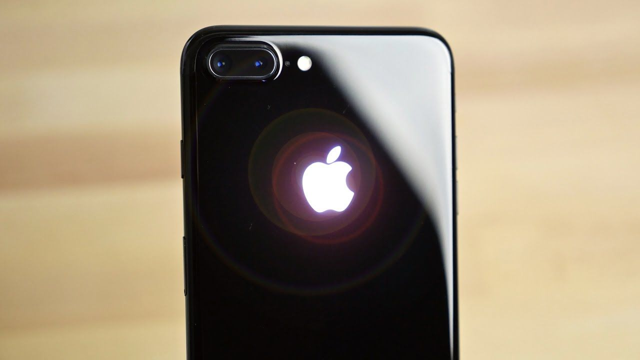 new product a3481 95448 How To Make The Apple Logo Glow on iPhone 7 & 7 Plus! Sexy Mod Like ...