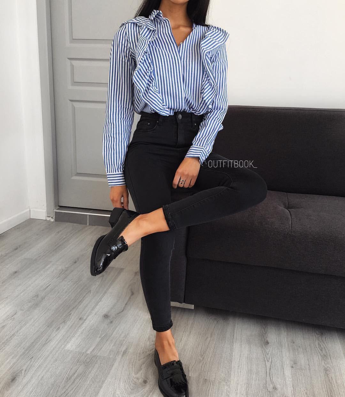918bea8400e6b Épinglé par Seher k. sur ~ clothes & outfits en 2019 | Tenues mode ...