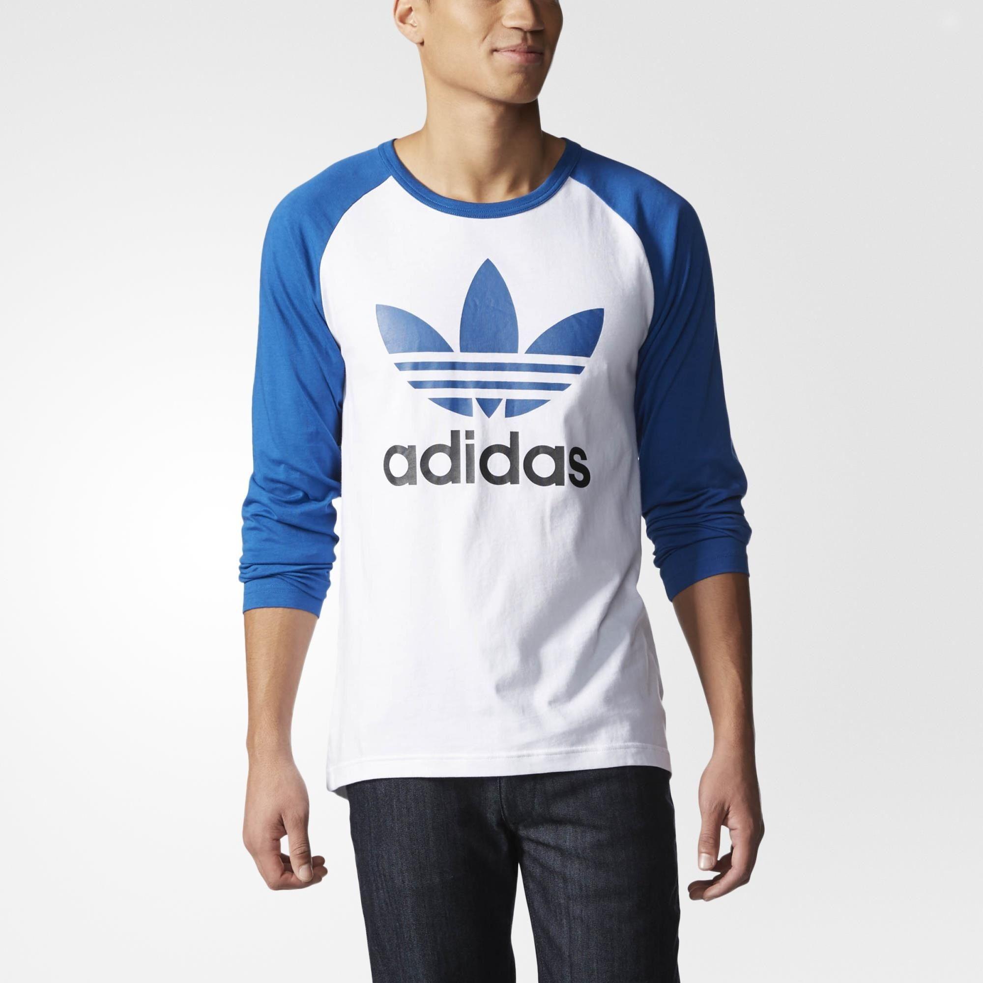 camisetas adidas clasicas hombre