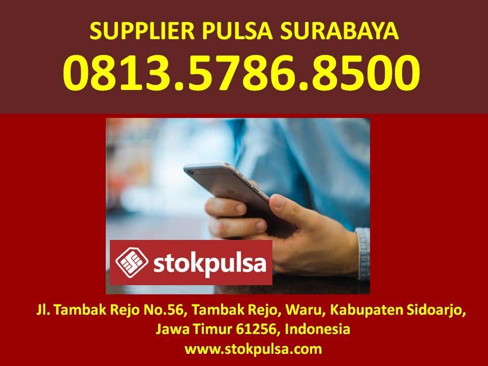 Bisnis Pulsa Surabaya Surabaya Listrik Yogyakarta