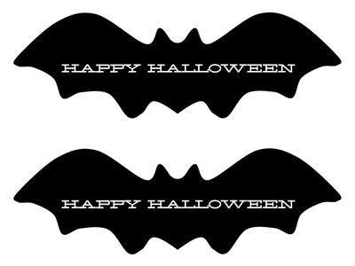 41 Printable (and Free!) Halloween Templates Halloween templates - halloween template
