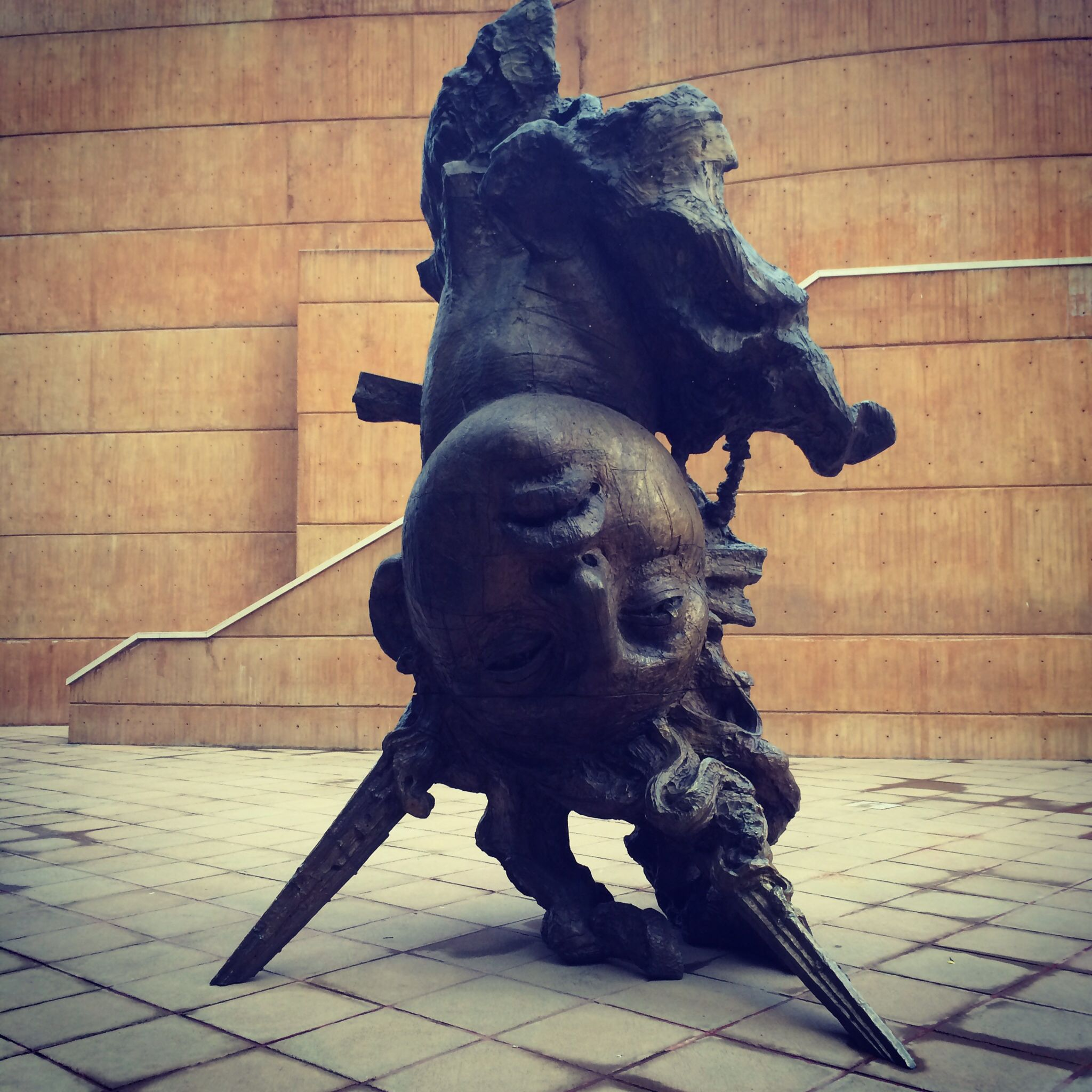 Tres Esculturas Monumentales | Javier Marín