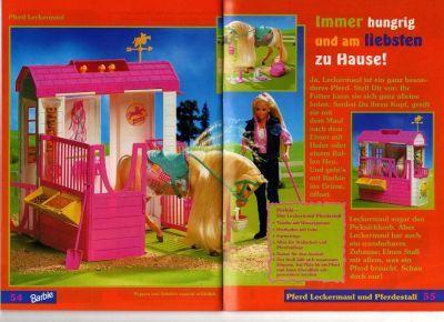barbie-journale - herbst - winter 1997