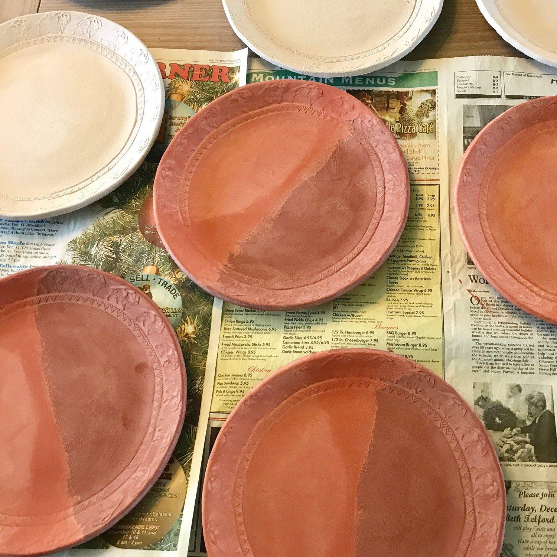 Rustic Wild Buffalo Dinnerware Set ~ Native American ~ Dinner, Salad ...