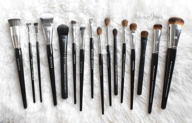 ee4737adb245 Sephora Collection Pro Brush Haul Review Comparisons Dupe