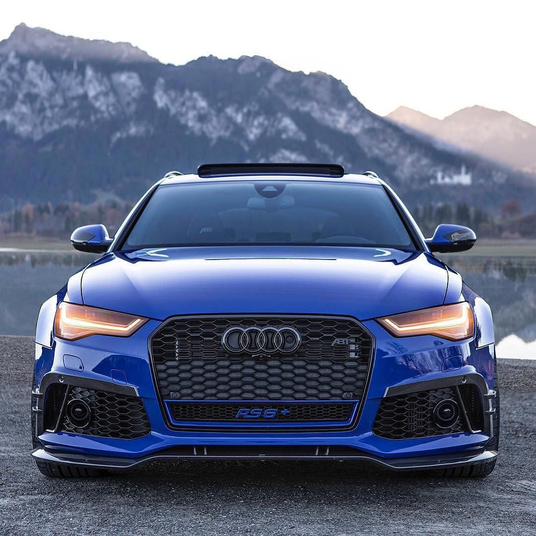Audi Rs6 Nogaro Edition Photo By At Auditography Blacklist Audi