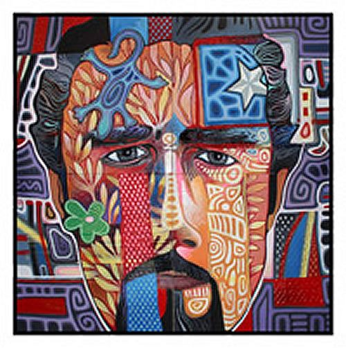 Puerto Rican Painter   Bruno Casiano Alicea Artist Painter