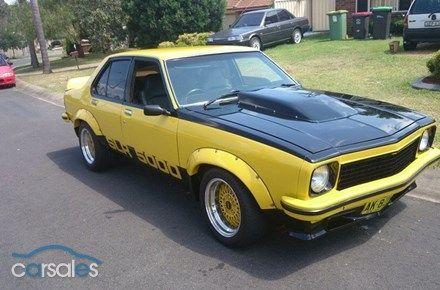 1974 Holden Torana Lh Sl R 5000 Holden Torana Australian Muscle