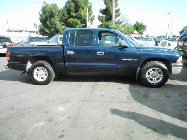 My 24th vehicle - 2001 Dodge Dakota 4 door SLT - It's a 4X4 with a
