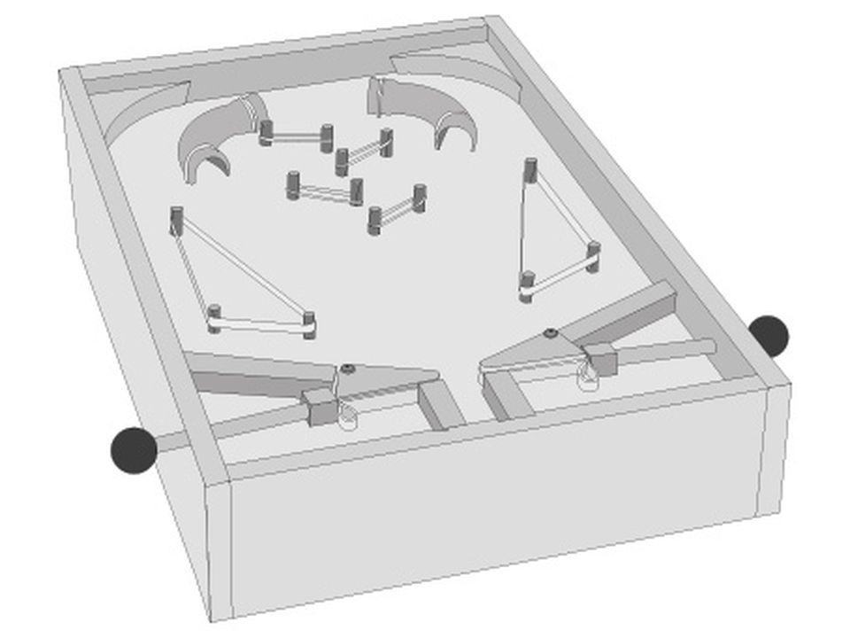 Como Hacer Un Pinball O Flipper Casero Taringa Pinball Tech Design Wood