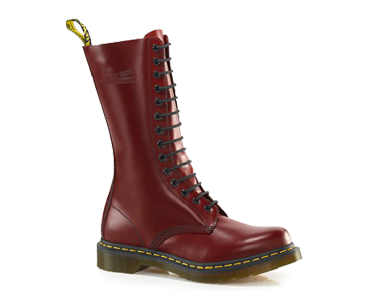 Dr Martens 1914 in cherry red