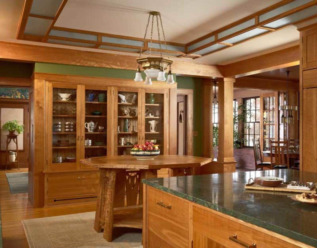 Today S Arts Crafts Kitchens Kitchen Cabinet Styles Bungalow Kitchen Kitchen Restoration