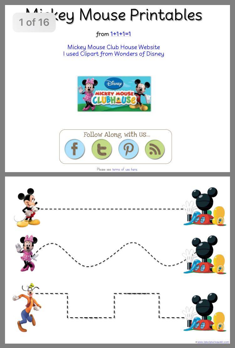 Pin By Kari Aquino On Preschool Activities Mickey Mouse Preschool Preschool Activities Preschool Activity [ 1108 x 750 Pixel ]