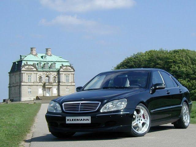 All Cars NZ 2003 Kleemann S50K Mercedes Benz SClass W220