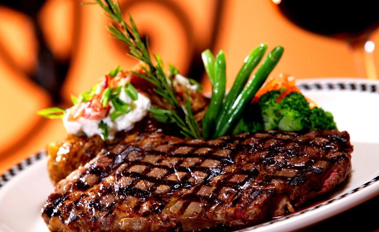 The Fix For A Beef Steak Craving Makanan Makanan Dan Minuman Resep Makanan