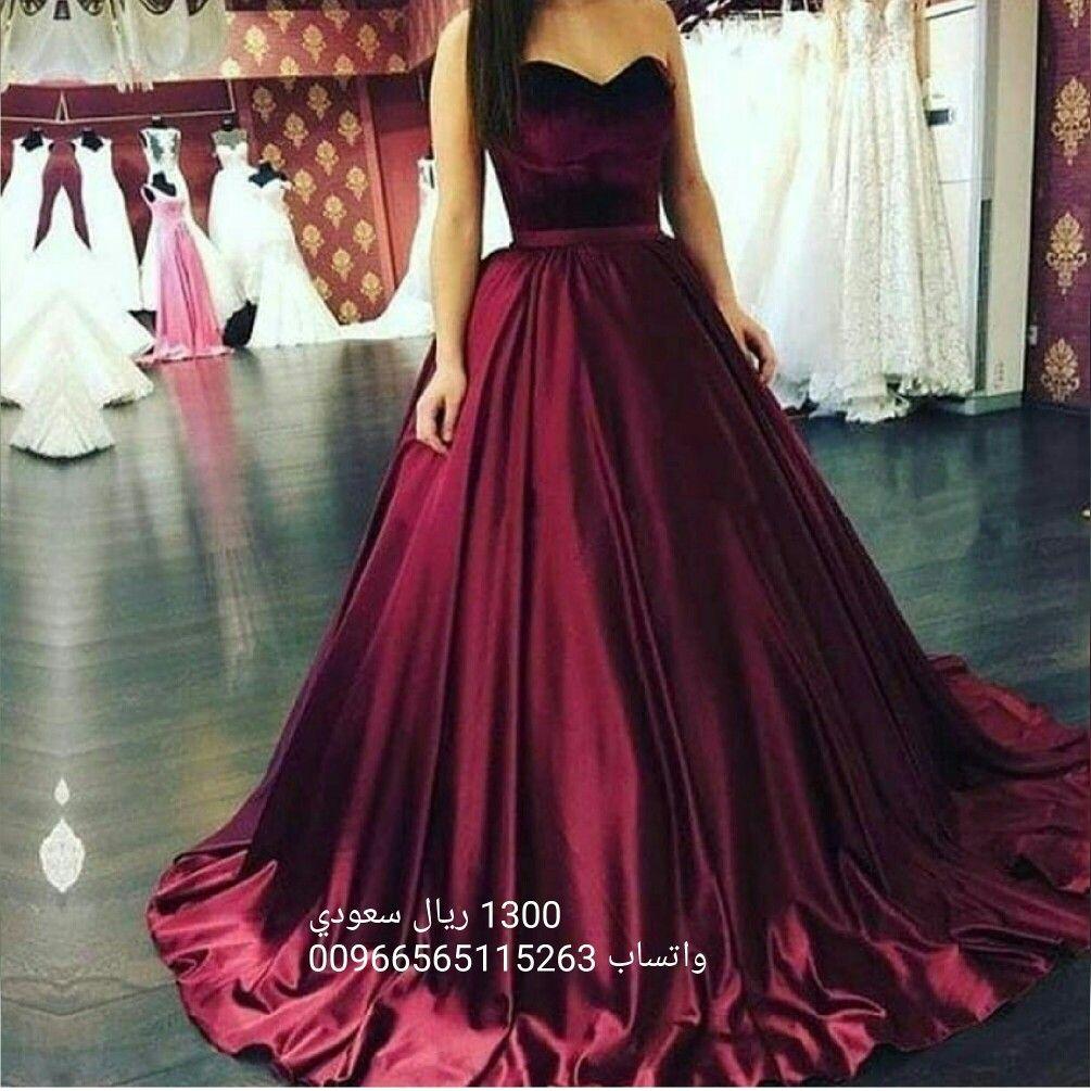 تفصيل اجمل فساتين الزفاف والسهرة واتساب 00966565115263 فستان فساتين زفاف فساتين سهرة فساتين اعر Prom Dresses Sleeveless Prom Dresses Red Satin Prom Dress