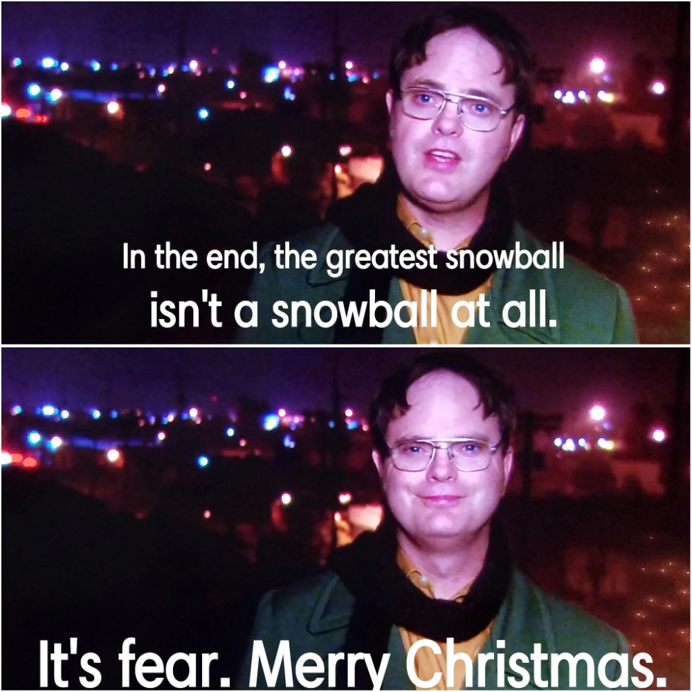 Merry Christmas Dundermifflin In 2020 Office Quotes Office Quotes Funny The Office Show