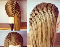 Pin By Urvashi Singh On Hair Styles Hair Styles Hair Tutorial Easy Everyday Hairstyles
