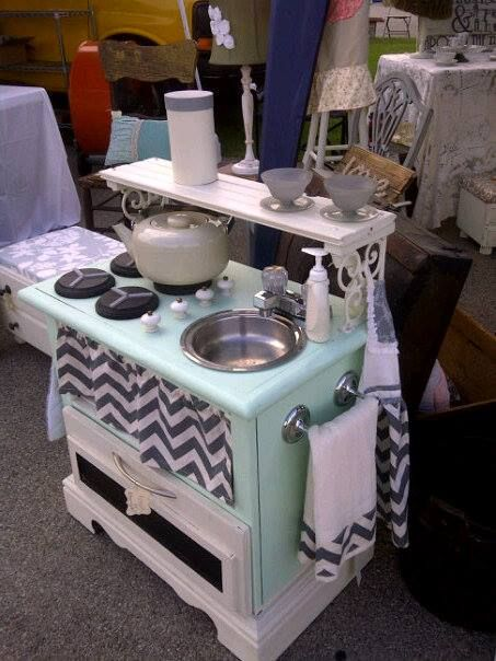 Cool Stuff To Build With Wood | Kids kitchen set, Kitchen sets and ...