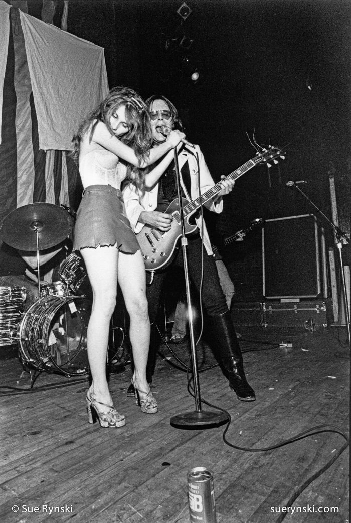Destroy All Monsters at the Second Chance, Ann Arbor, 1978