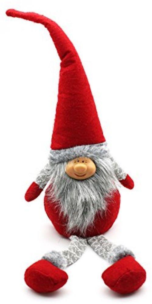 Gnome Santa Handmade Swedish Tomte Nisse Sockerbit Holiday Home Decoration Gift #HighlandFarmsSelect
