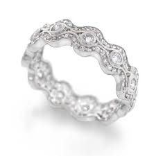 We are looking at new rings since we didn't spend much on our wedding.  I love this one.