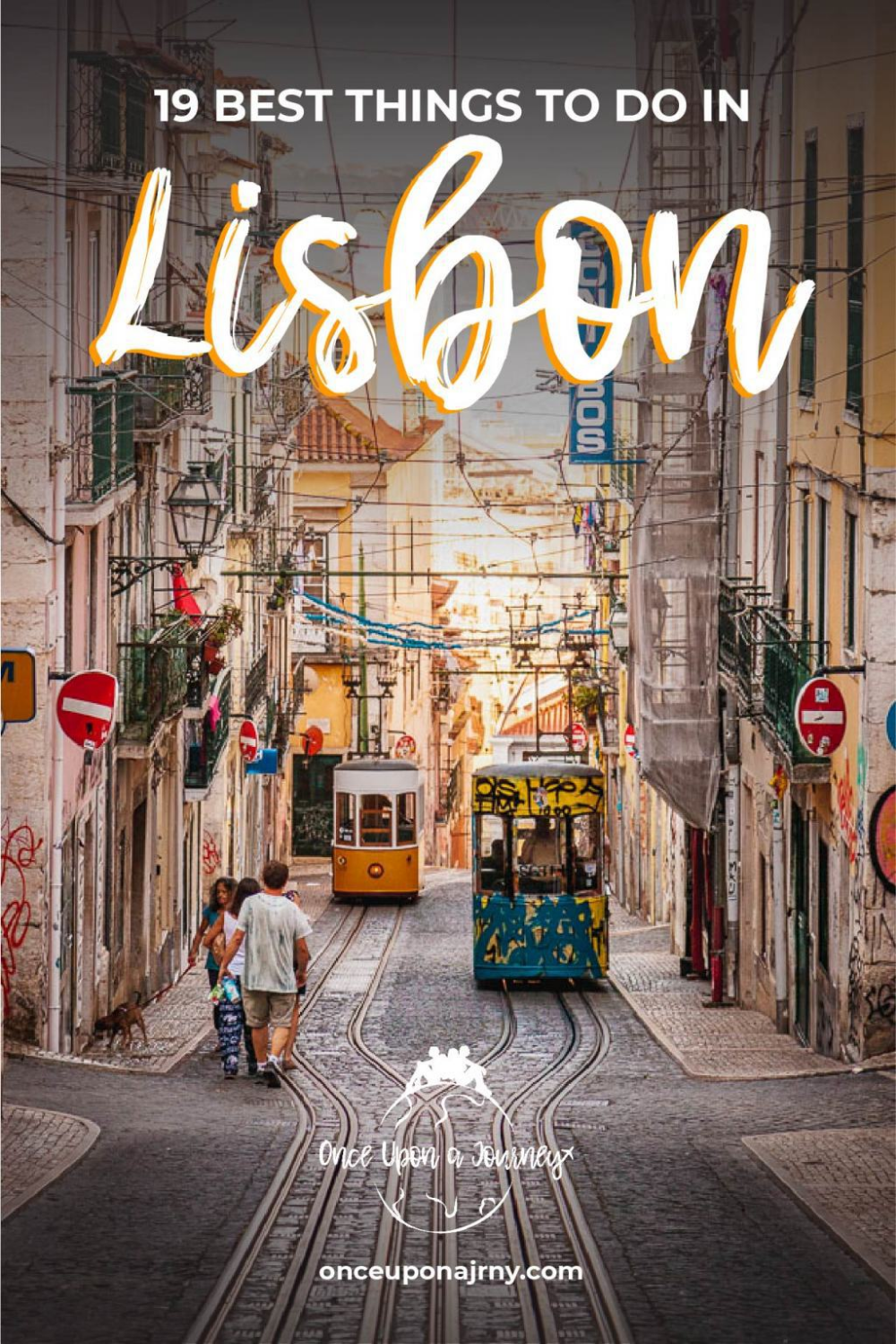 2 Days in Lisbon Itinerary: 19 Exciting Things to Do! | Once Upon A Journey