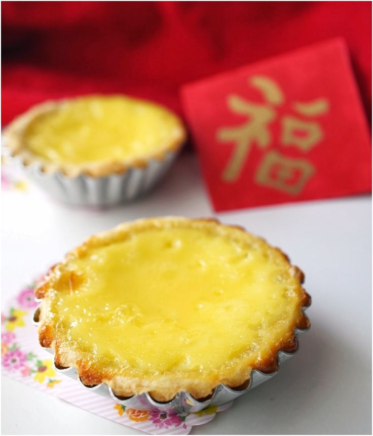 Hong kong egg tarts 15 traditional dessert for chinese for Asian cuisine dessert