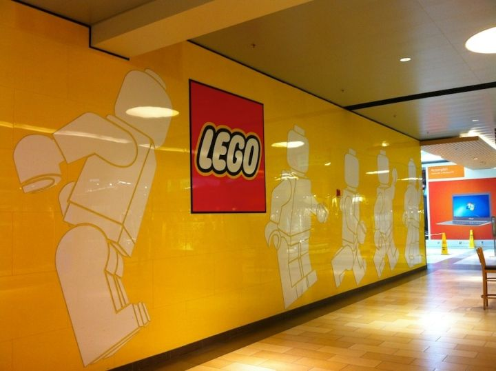 TOY STORES LEGO store Delaware Interior design Shop