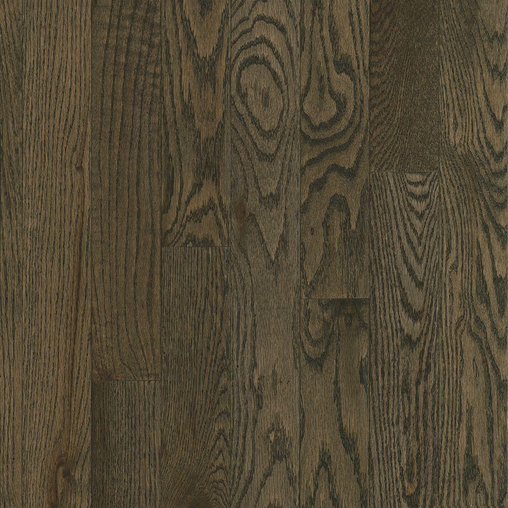 Bruce American Originals Coastal Gray Red Oak 3/4 in. T x