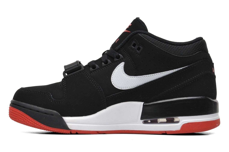 quality design 572ba 280d0 Mens Nike Air Revolution Alpha Force Black Red Size UK 10 Free Man United  Socks  eBay