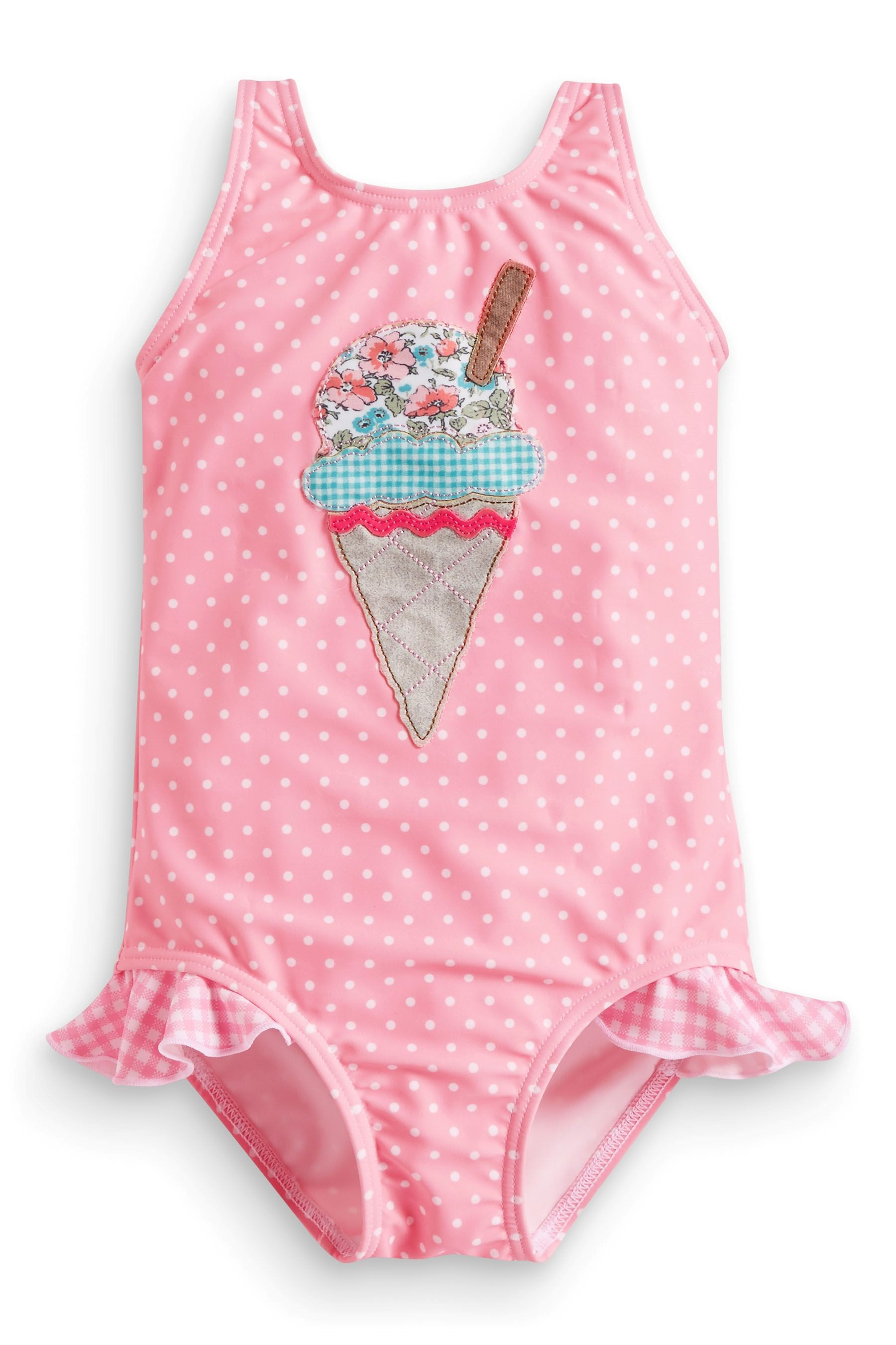 Buy Ice Cream Appliqué Swimsuit 3mths 6yrs From The Next Uk Online