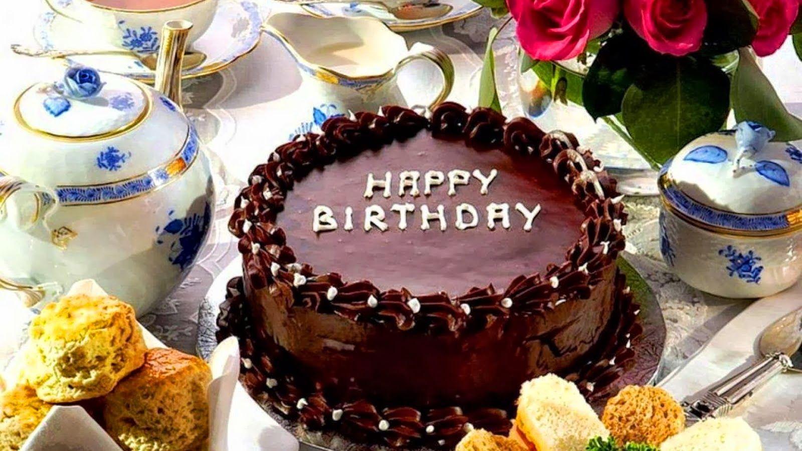 Happy Birthday Wallpapers Pics Images Happy Birthday Chocolate Cake Happy Birthday Cake Pictures Happy Birthday Cake Images