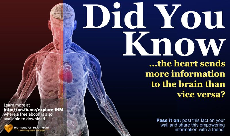 Did You Know Visit Heartmath Org To Learn More And Become A