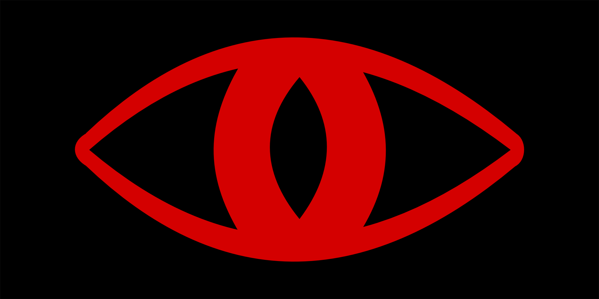 Eye Of Sauron Banner Design Banner Design Illusions Magic Team