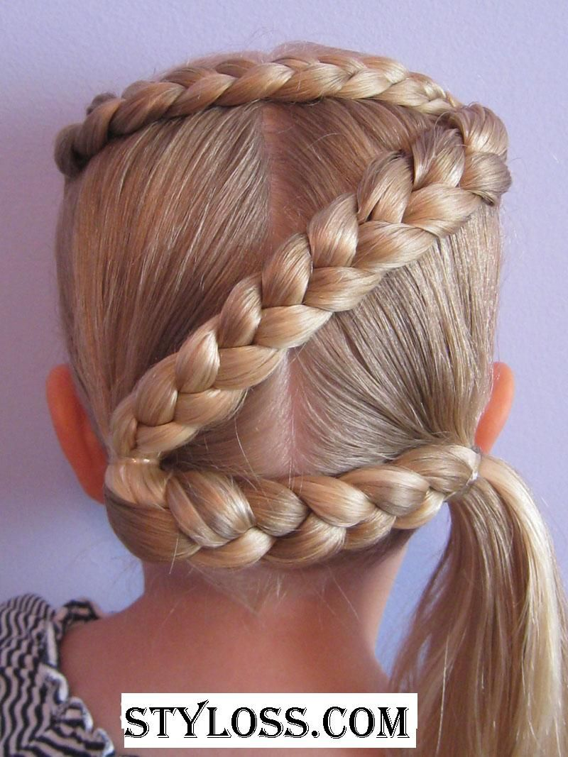 Pix For Cool Braided Hairstyles S
