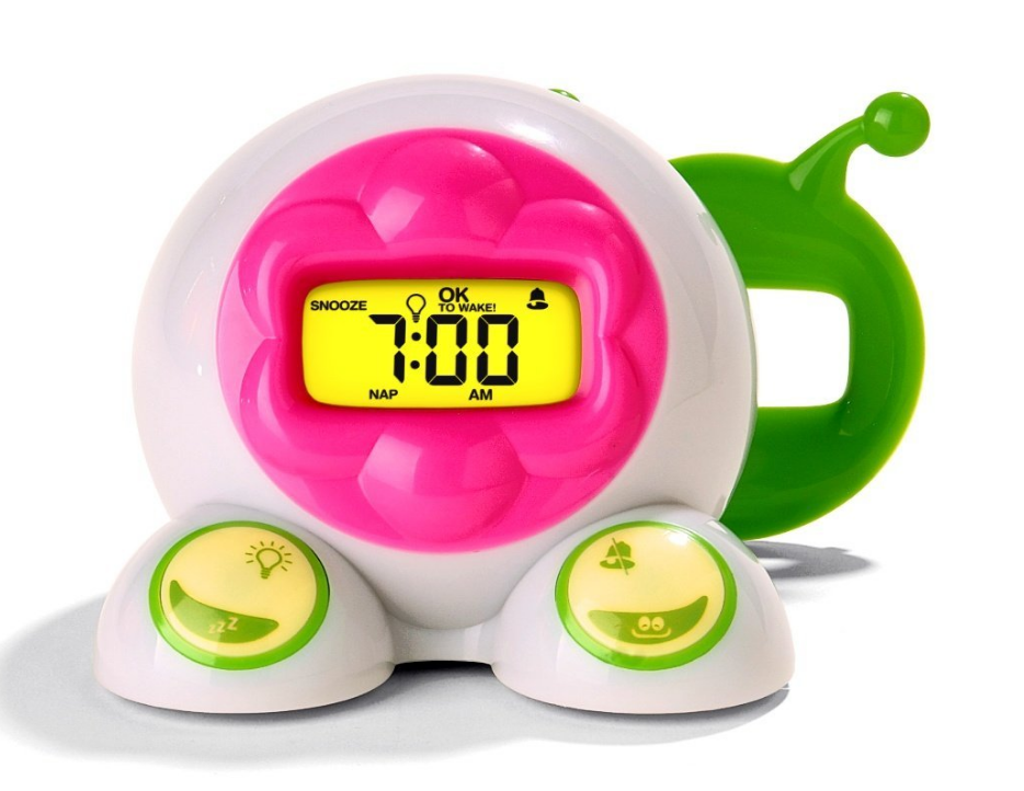 Utilizing Wakeup Clocks for Toddlers to Stay in Bed (With