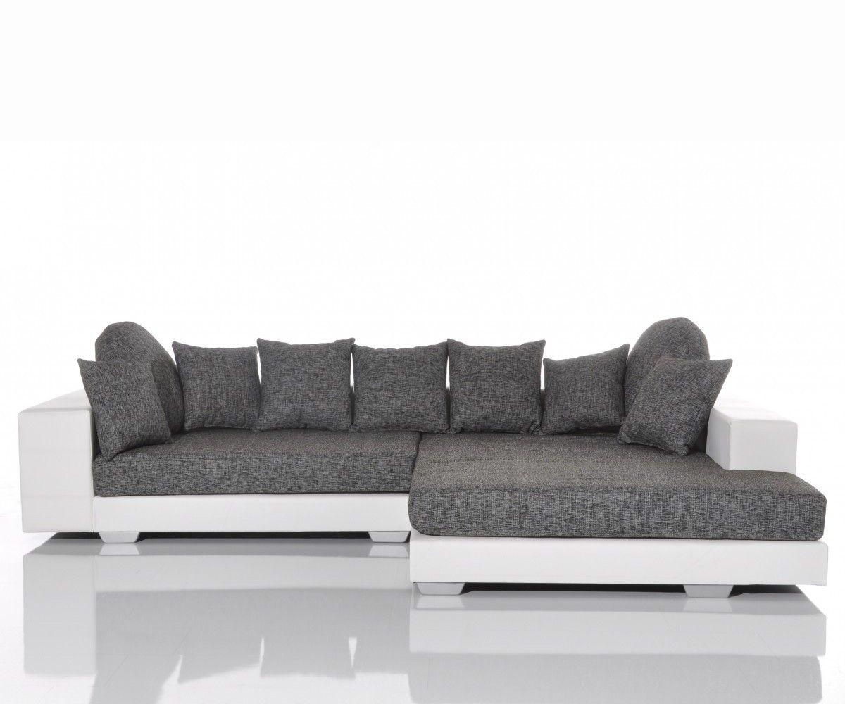 Eitelkeit Koinor Sofa Preisliste Dekoration Von Eden 290x205 Weiss Dunkelgrau Ottomane Rechts