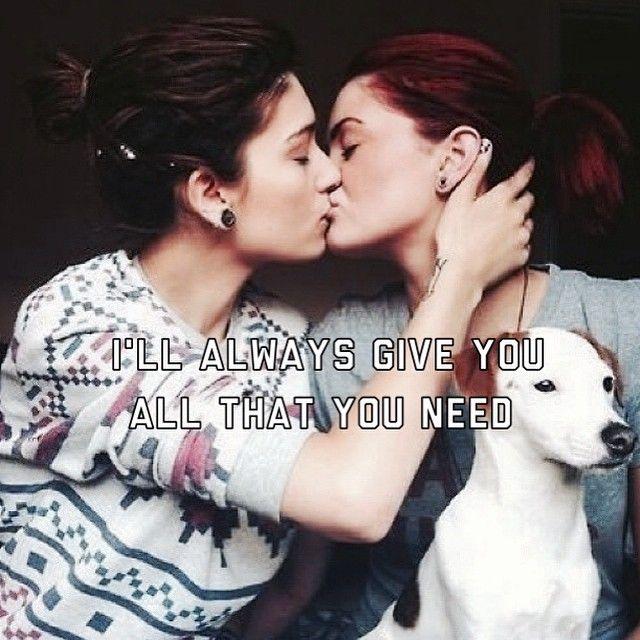 Lesbiska tumblr par