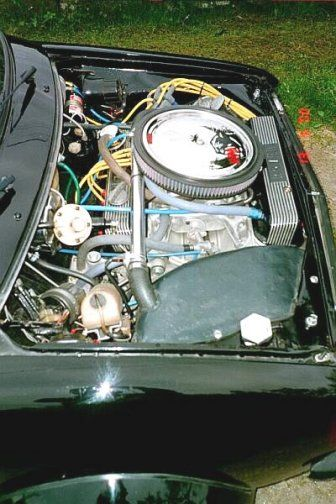 Transverse Rover 35 Engined V8 Mini Clubman Who Wouldnt Want