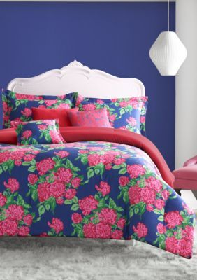 Bountiful Bouquet Bedding Collection In 2020 Betsey Johnson Bedding Queen Bedding Sets Bedding Collections
