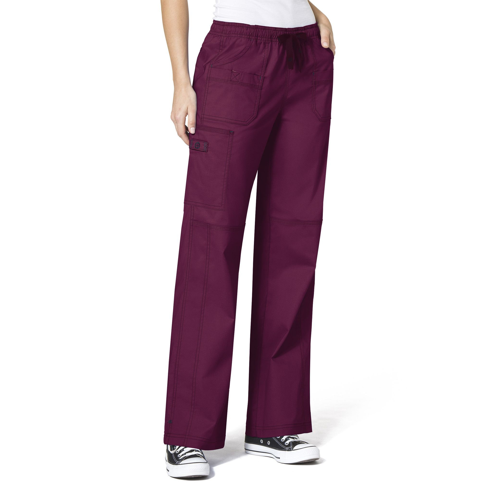 WonderWink Faith Multi-Pocket Cargo Pant - 5108