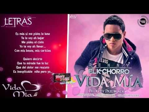 Reggaeton Romantico 2013 Renny El K Chorro Vida Mia Con Letra Predikador Youtube Movie Posters Music