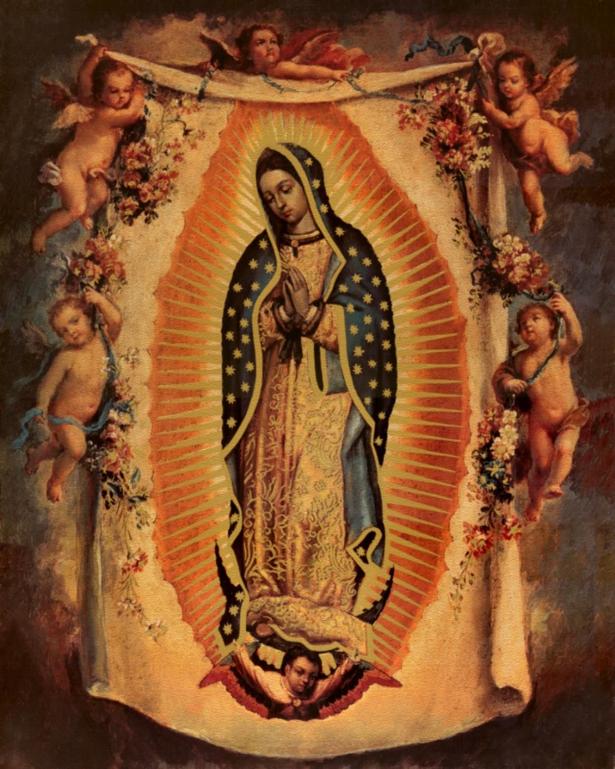 Feast Of Our Lady Of Guadalupe Wallpapers Hd Download