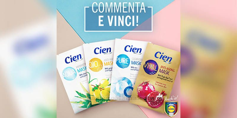 Photo of Win free Cien face masks